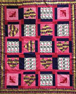 A Quilt for Janet