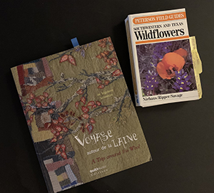 Book inspirations for flower basket quilt