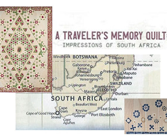 A Traveler's Memory Quilts
